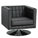 Кресла с металлокаркасом