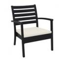 Кресла из пластика и поликарбоната