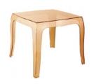 Столы из пластика и поликарбоната