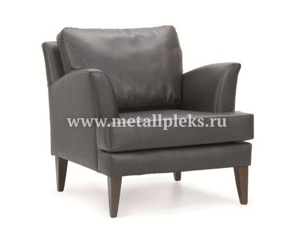 Кресло на деревянном каркасе АК-1522