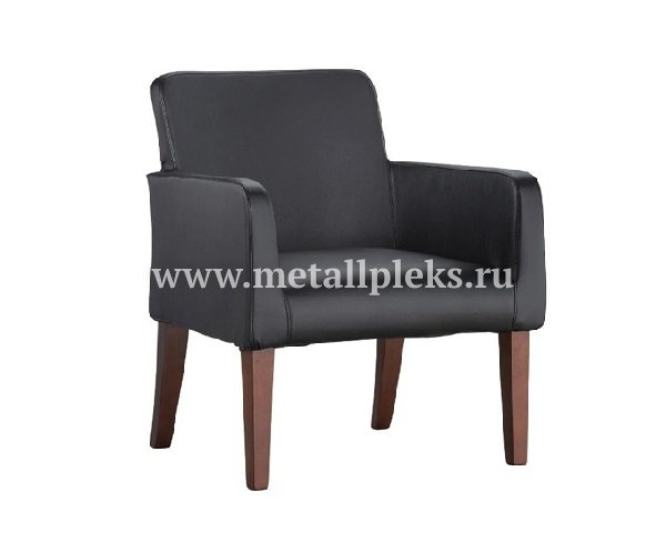 Кресло на деревянном каркасе АК-1596