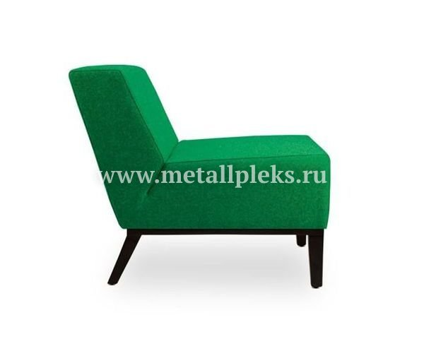 Кресло на деревянном каркасе АК-1635