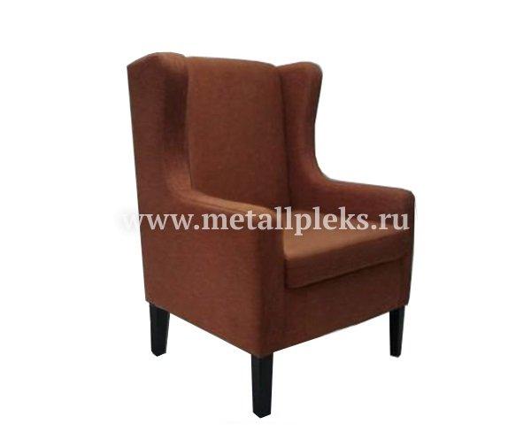 Кресло на деревянном каркасе АК-1636