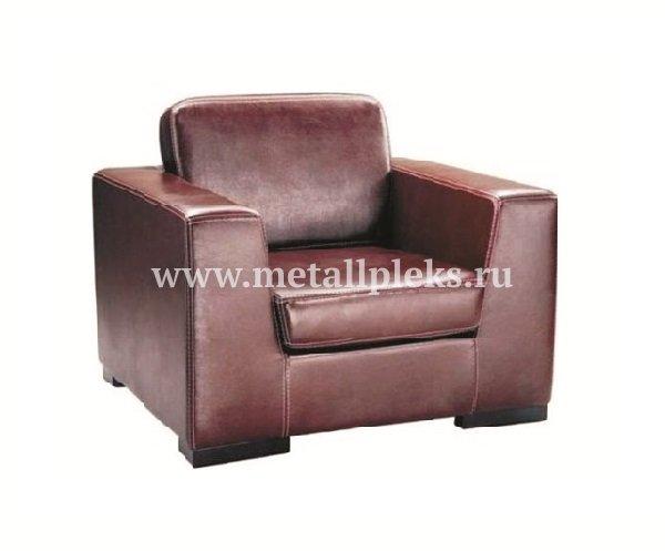Кресло на деревянном каркасе АК-1641