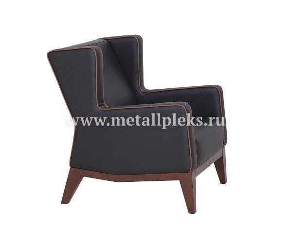 Кресло на деревянном каркасе AK-1645