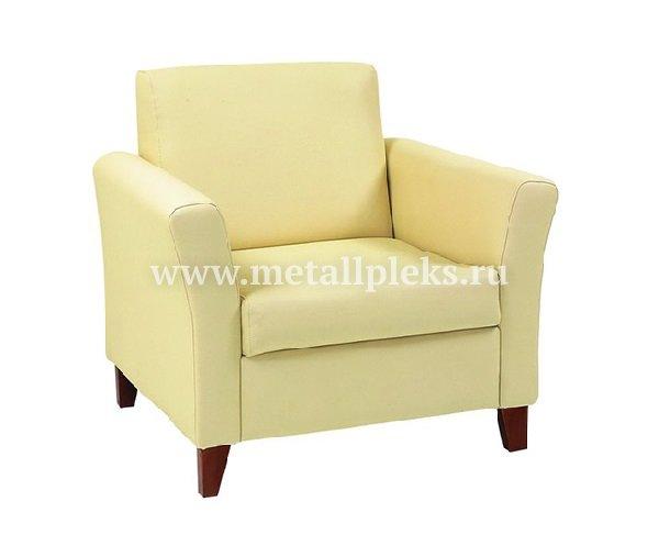 Кресло на деревянном каркасе АК-1663