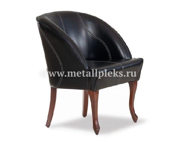 Кресло на деревянном каркасе AK-1692