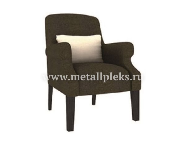 Кресло на деревянном каркасе АK-1776