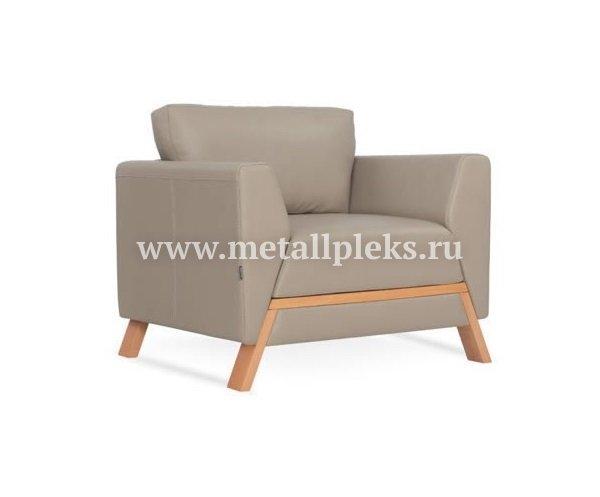 Кресло  на деревянном каркасе AK-1818