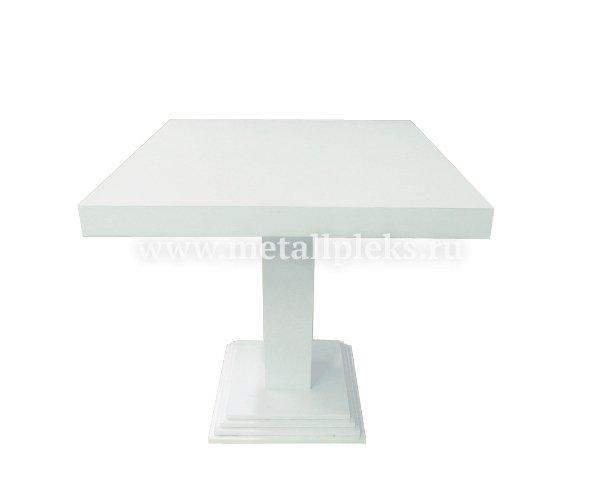 Стол на деревянном каркасе APM-3038-a