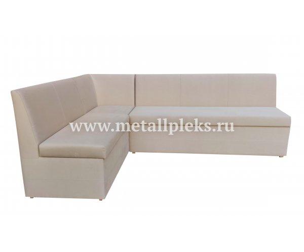 Угловой диван с коробом