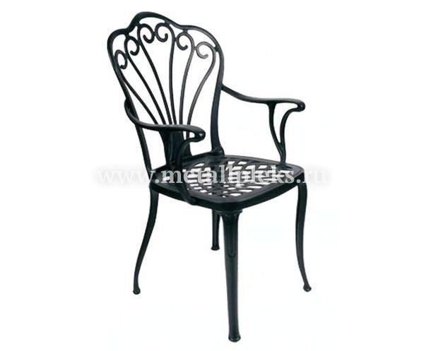 Кресло на металлокаркасе MK-519