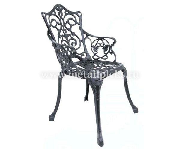 Кресло на металлокаркасе MK-520