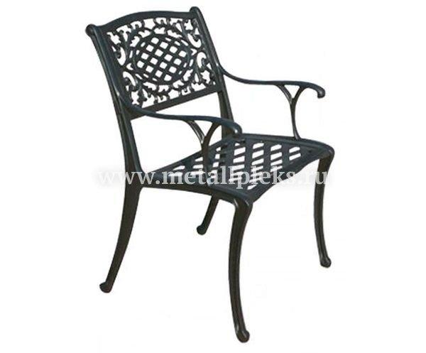 Кресло на металлокаркасе MK-521