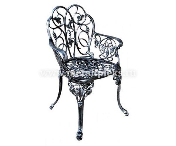 Кресло на металлокаркасе MK-529
