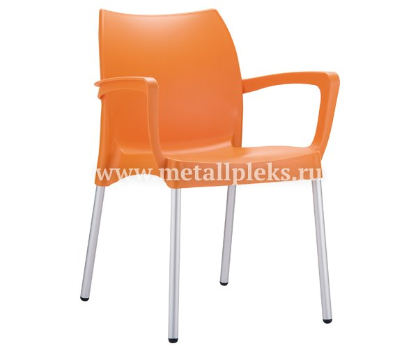 Кресло пластиковое МК-545