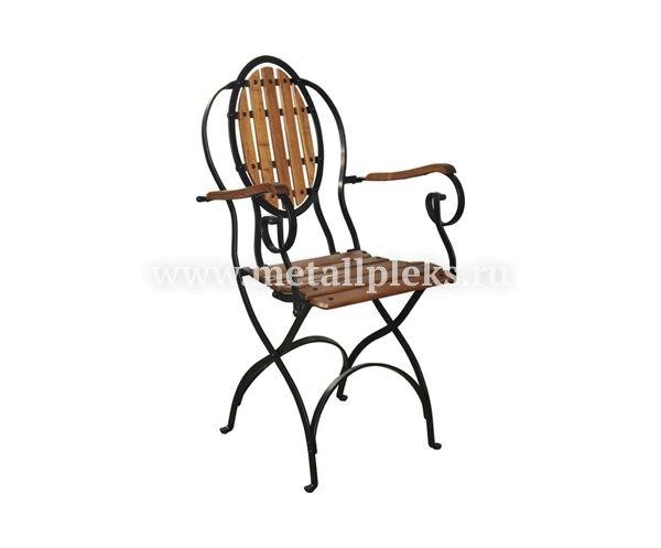Кресло на металлокаркасе MK-5512