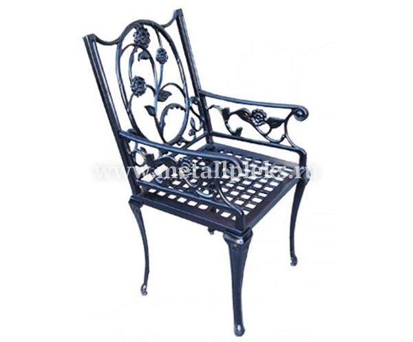 Кресло на металлокаркасе MK-582