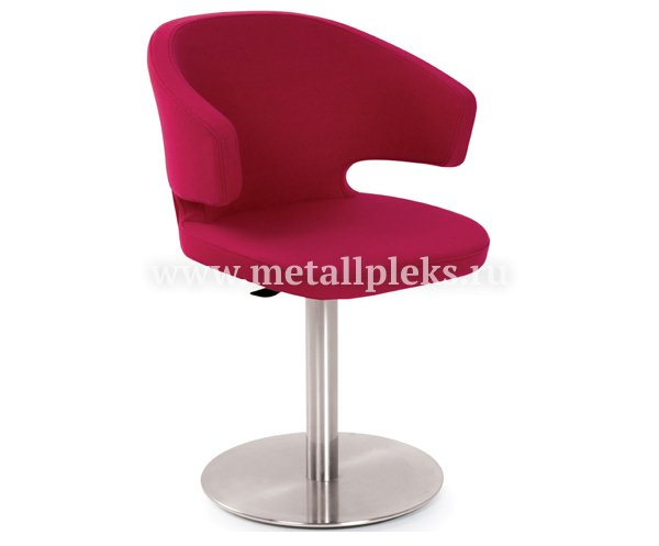 Кресло на металлокаркасе MK-723-b