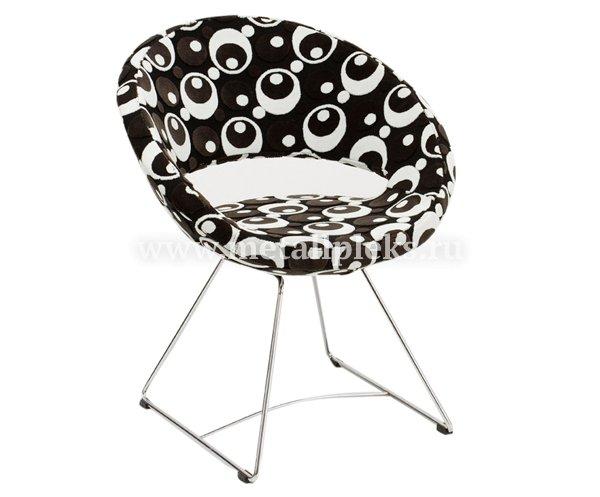 Кресло на металлокаркасе MK-724-с