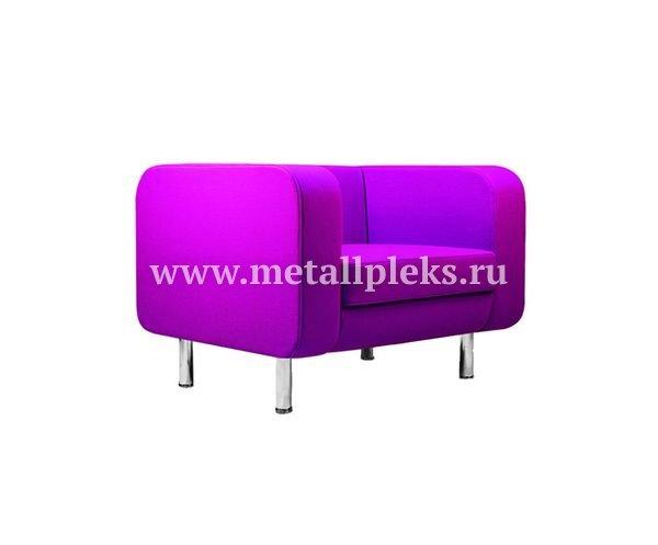 Кресло на металлокаркасе МК-756