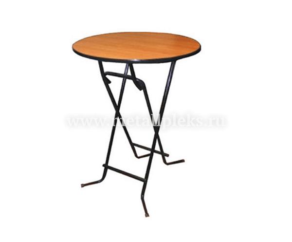 Стол на металлокаркасе MM-2015