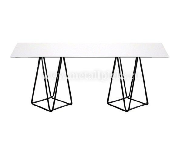 Стол на металлокаркасе MM-2029-b