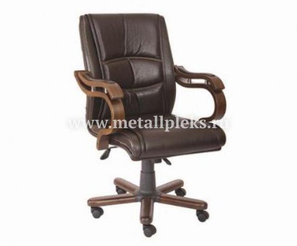 Кресло на деревянном каркасе OKB-7052-f