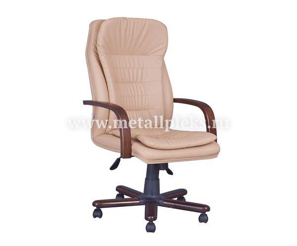 Кресло на деревянном каркасе OKB-8000-b