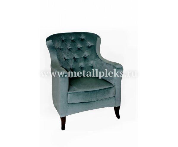 Кресло на деревянном каркасе Veronik M