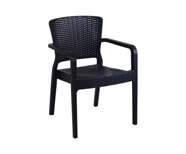Кресло под ротанг AK-1757