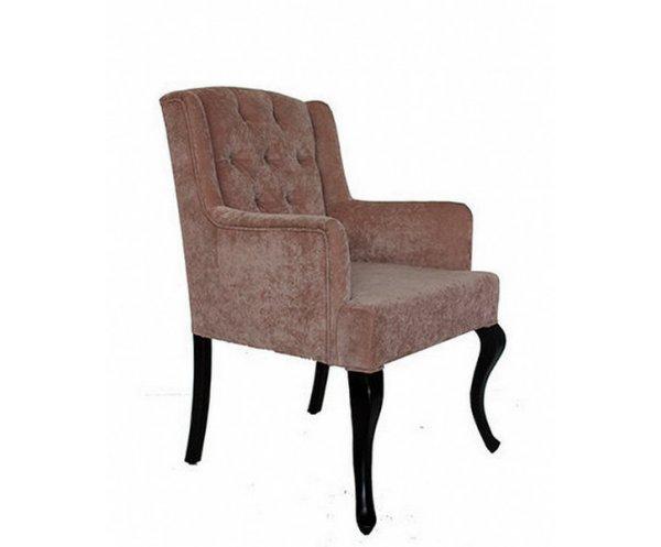 Кресло на деревянном каркасе Versal