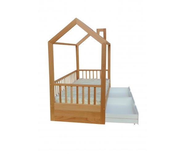 Детская кровать-домик Vanechka