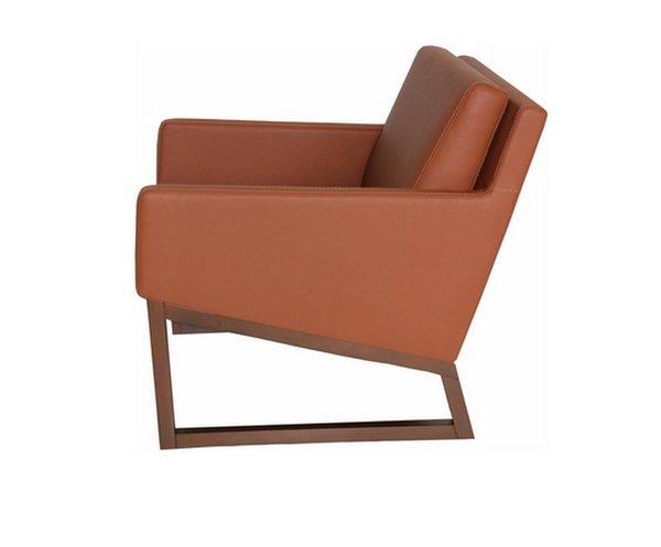 Кресло в стиле лофт  АК-1876