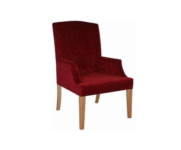 Кресло на деревянном каркасе Avila