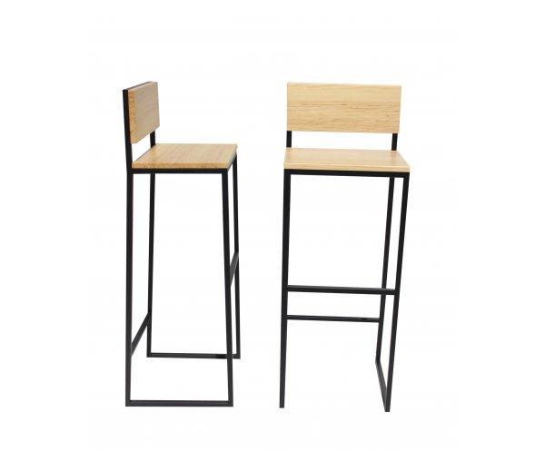 Барный стул  в стиле лофт BS-2