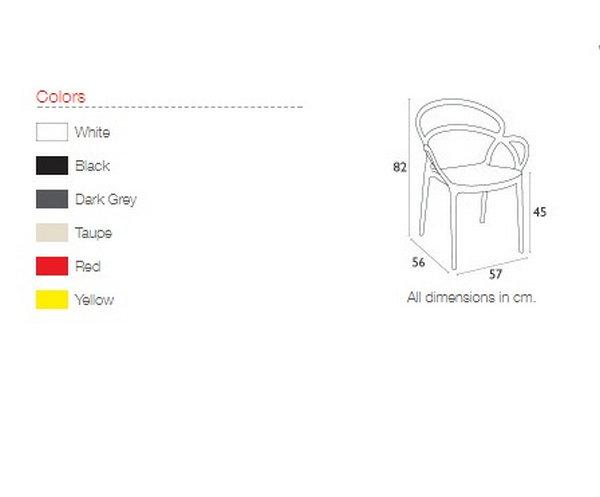 Кресло MS-075 k