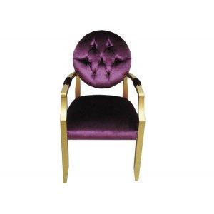 Кресло на деревянном каркасе АK-1533