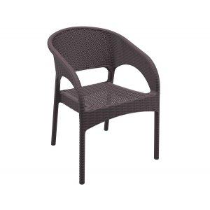 Кресло пластиковое AK-1900