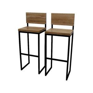 Барный стул   в стиле лофт BS-3