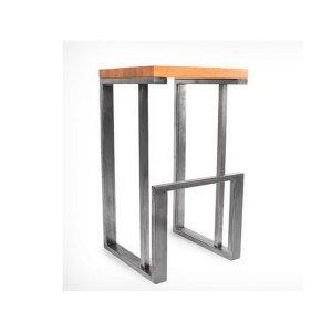 Барный стул  в стиле лофт  BS-4