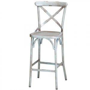 барный стул, стул барный из массива дерева бук, венский барный стул