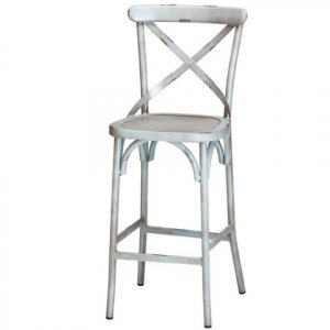 Барный стул из массива дерева бук T-151