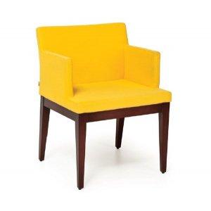 Кресло  на деревянном каркасе АK-1524