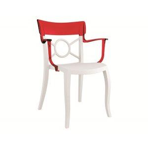 Кресло пластиковое AK-1534