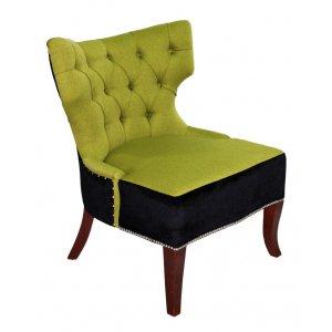Кресло на деревянном каркасе АK-1573