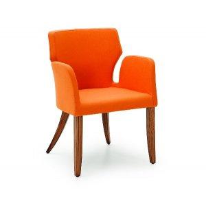 Кресло на деревянном каркасе АK-1577