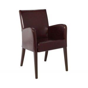 Кресло на деревянном каркасе АK-1583-а