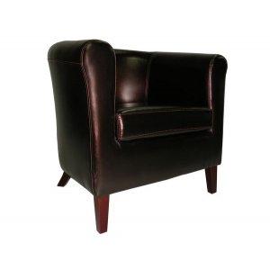 Кресло на деревянном каркасе AK-1588