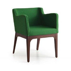 Кресло  на деревянном каркасе АK-1593